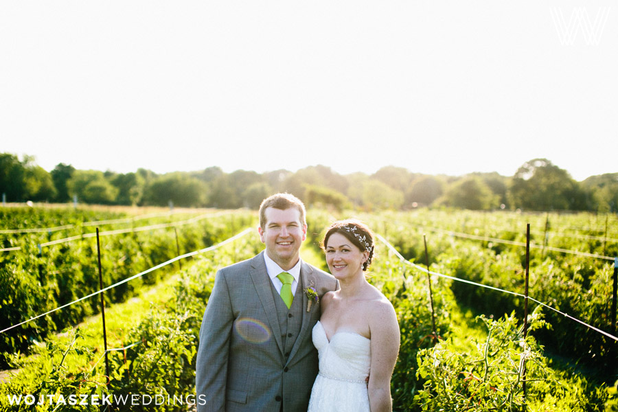 Kinney Bungalow Wedding . Narragansett, Rhode Island . Briana + Joe